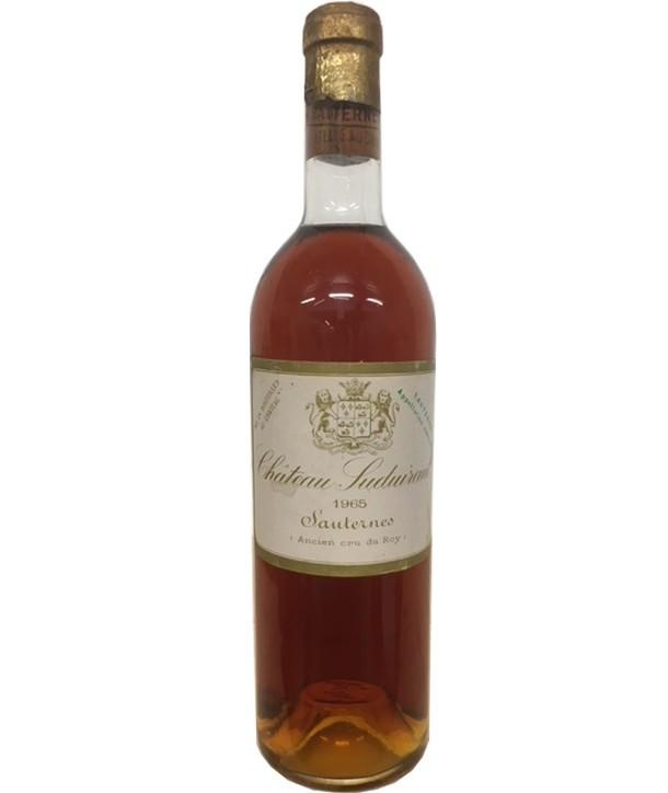 Château Suduiraut 1965 Bordeaux France