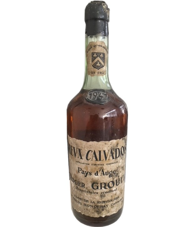 Vieux Calvados Pays d'Auge Roger Groult 1941