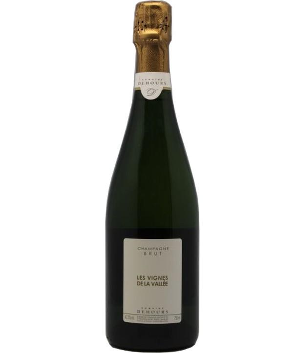 Champagne Brut Les Vigne De La Vallée Domaine Dehours Père et Fils 2007 France