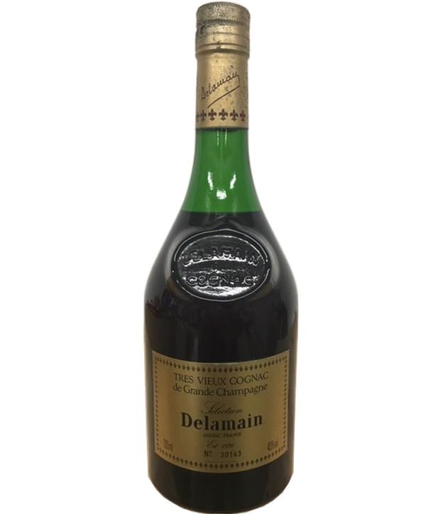 Très Vieux Cognac de Champagne Domaine Delamain France