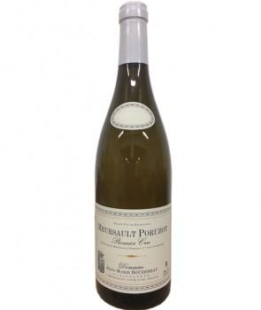 Meursault 1er Cru Poruzot Domaine Jean-Marie Bouzereau 2016 Bourgogne