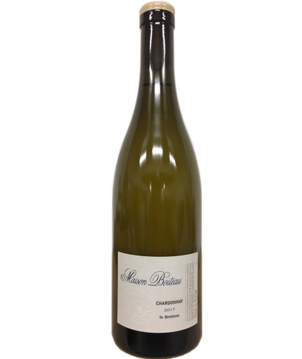 Chardonnay Le Bruleau Maison Boiteau 2017 Charentes France