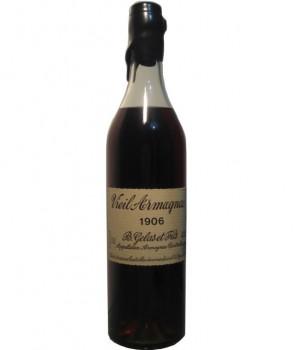 Armagnac Gelas 40° 1906